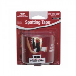 Mueller Spatting Tape Black