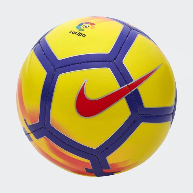 Balón Nike Pitch La Liga 17 18  5 13be10e40f7a1