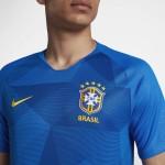 Jersey Nike Brasil Away 2018