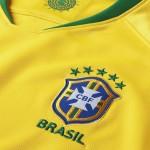 Blusa Brasil Stadium 2018