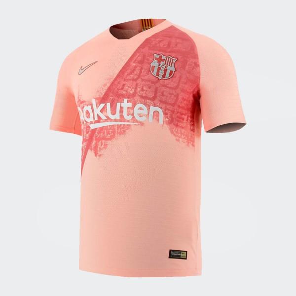 Jersey Nike Barcelona 3A 2018 2019 Vapor Match