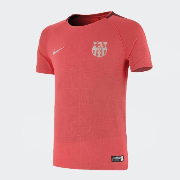 Jersey Nike Barcelona pre-match UCL niño 2018 2019