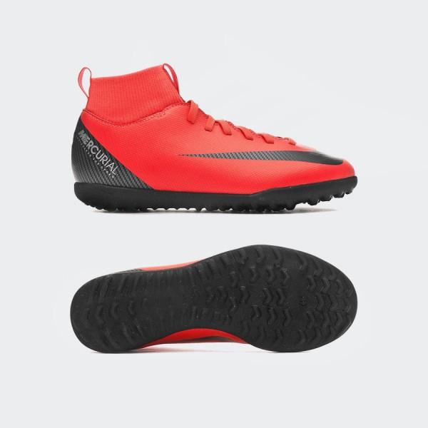 Nike MercurialX Superfly VI Club CR7 TF JR