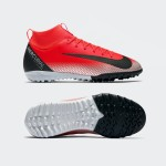 Nike MercurialX Superfly VI Academy GS CR7 IC JR