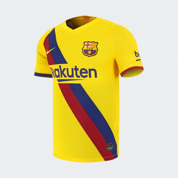 Jersey Away Stadium FC Barcelona