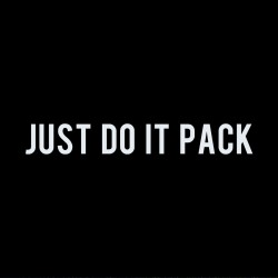 JUST DO IT PACK