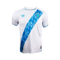 Guatemala Mens Competition Home Jersey