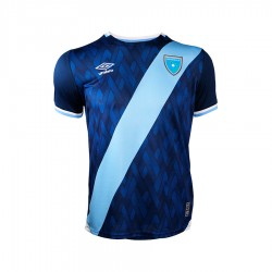 Guatemala Mens Competition Away Jersey