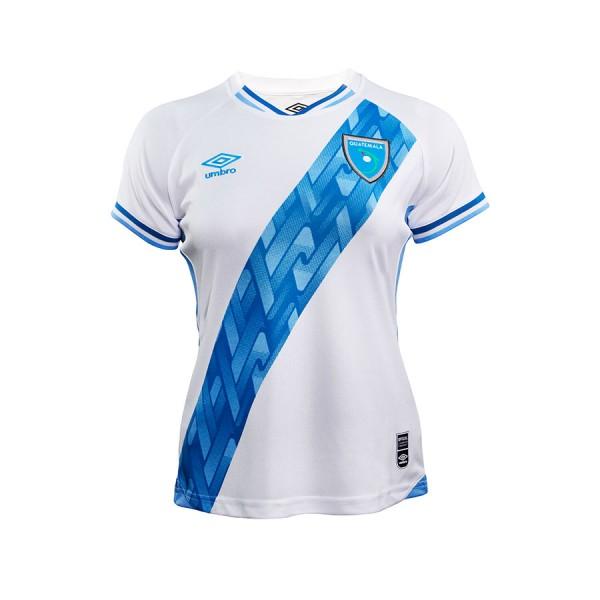 Guatemala Women Competition Home Jersey