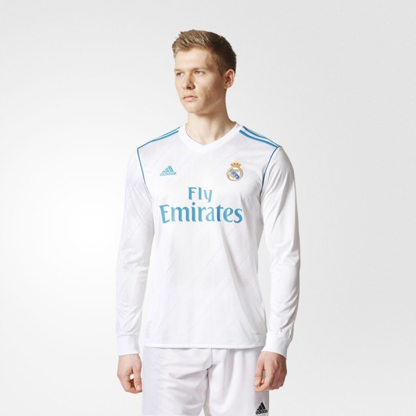 Jersey Real Madrid Home LS