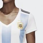 Camiseta Titular Selección Argentina Mujer