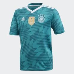1f04fc30875 Jersey Infantil Selección de Alemania Away