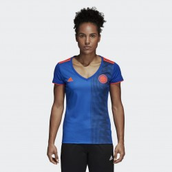 Blusa de Dama Selección de Colombia Away