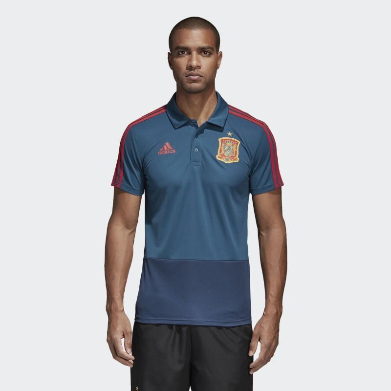 Agacharse cliente Mirar atrás  Camisa Polo Selección de España