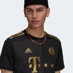 FC Bayern Away Jersey 21-22