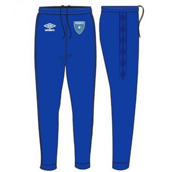 Pantalón de presentación Selección Nacional de Guatemala Azul