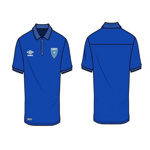 Camisa Polo Selección Nacional de Guatemala Azul