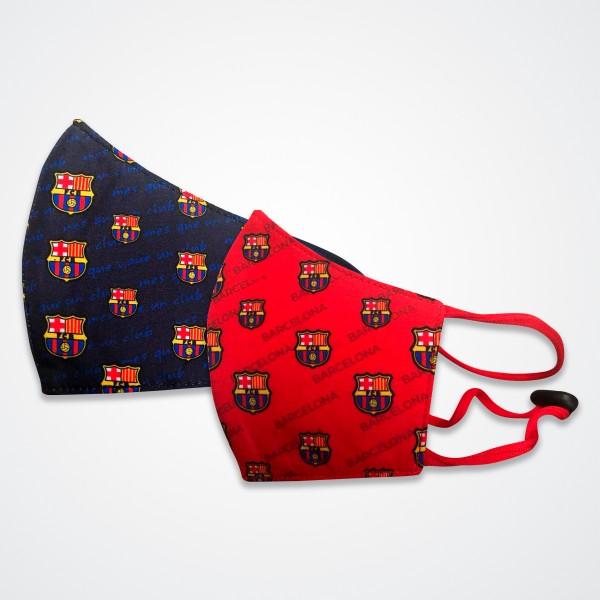 Mascarilla de Dama - Barcelona 2 Pack