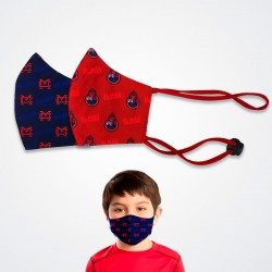 Kit de Mascarillas para Niño CSD Municipal