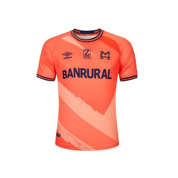 Camisola Tercera Equipación Municipal 21-22 Orange