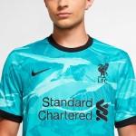 Jersey NK Liverpool Away 20-21