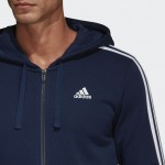 Sudadera Adidas Essentials 3 Stripes